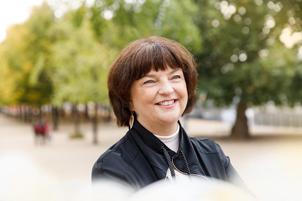 Ina Keßler, Geschäftsführung Initiative Musik