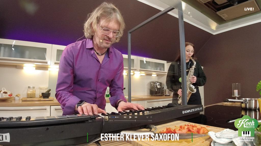 Esther Kleber und Uwe Thielker